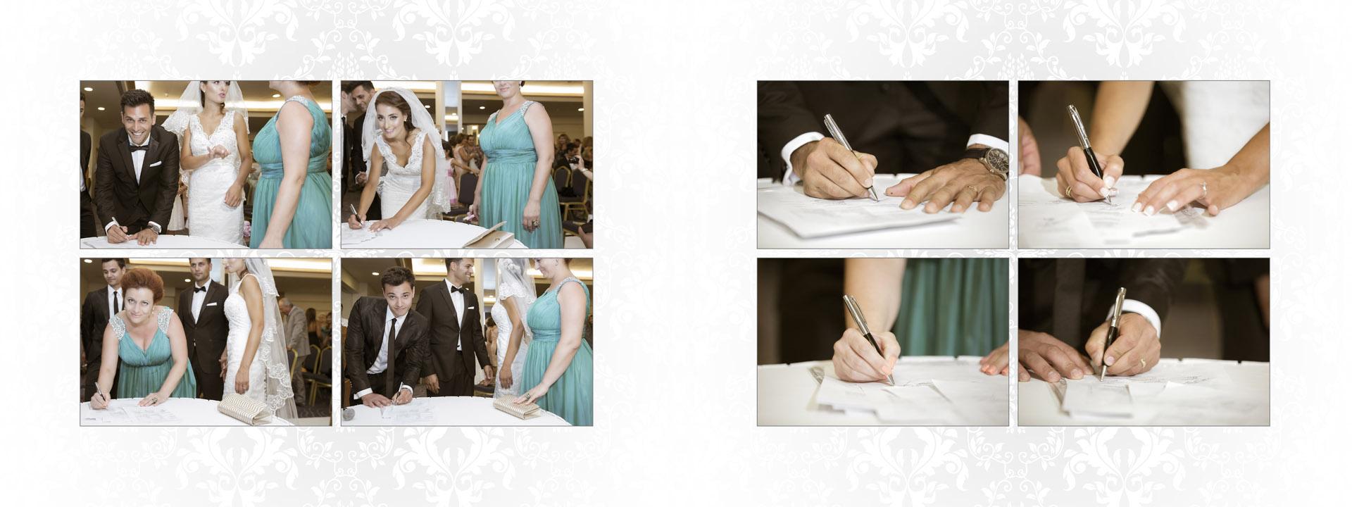 Anna & Loris Wedding Studio 74 Photography