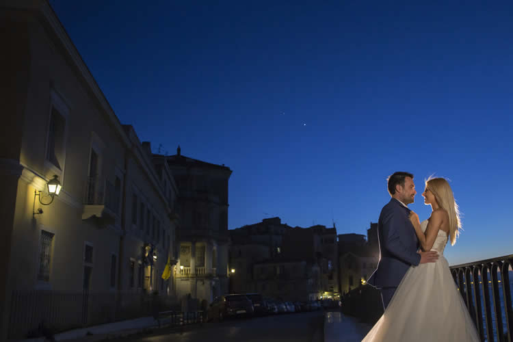 Tasos & Ria Wedding in Corfu