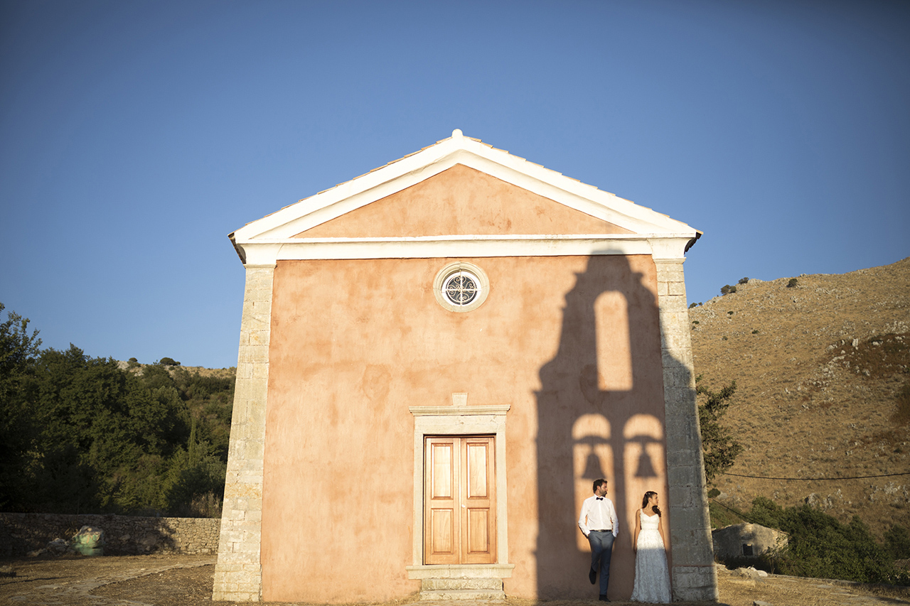 Corfu Church